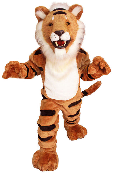 Striped Tiger Mascot CC-532