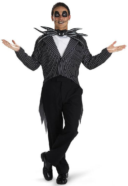 Adult The Nightmare Before Christmas Jack Skellington Costume