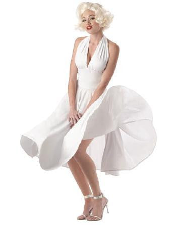 Adult Sexy Marilyn Costume