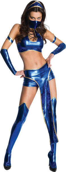 Mortal Kombat - Kitana Adult Costume