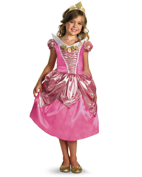 Kids Sleeping Beauty Shimmer Deluxe Costume