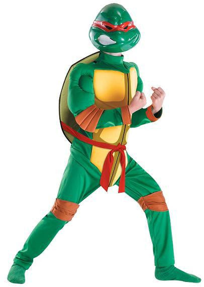 Kids Teenage Mutant Ninja Turtles Raphael Costume