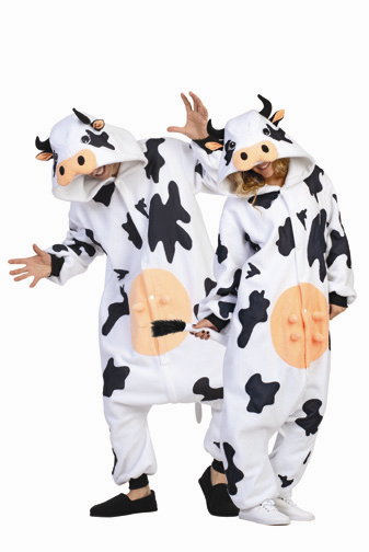 Adult Casey the Cow Costume
