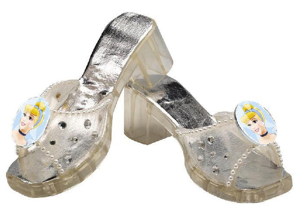 Cinderella Kids Jelly Shoes - Deluxe
