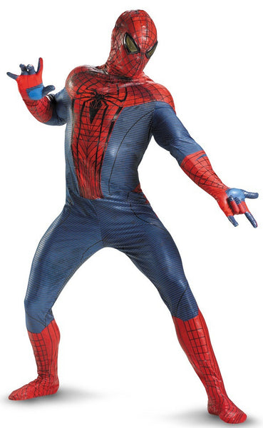 Adult Amazing Spider-Man Theatrical Costume