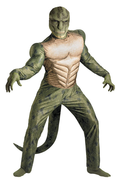 Adult Amazing Spider-Man Lizard Costume