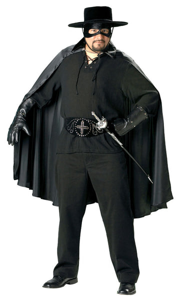 Adult Bandido Plus Costume