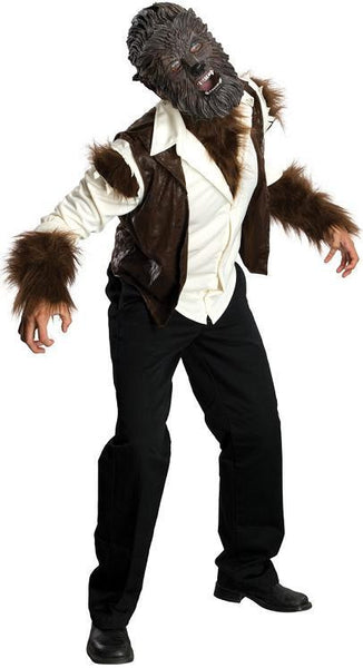 Adult Wolfman Deluxe Costume