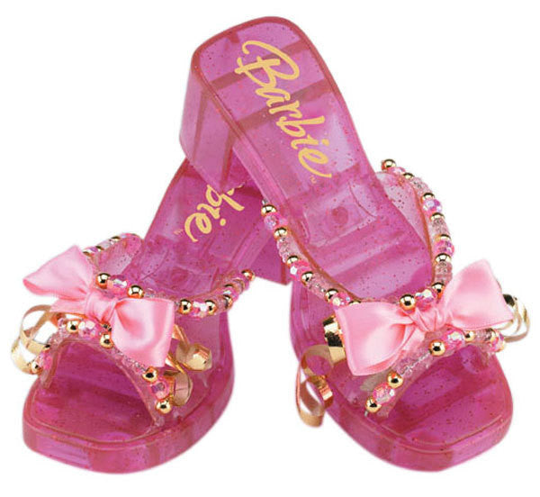 Barbie Deluxe Shoes