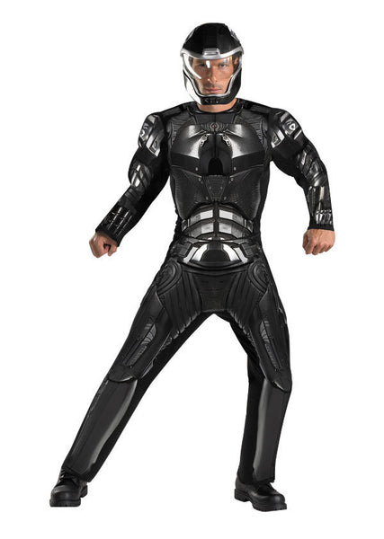 Adult G.I. Joe Duke Muscle Costume