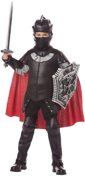 Kids The Black Knight Costume