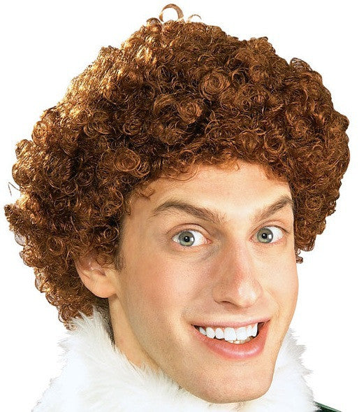Adult Buddy the Elf Wig
