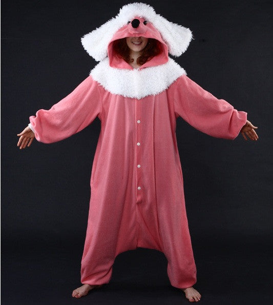 Adult Poodle Costume
