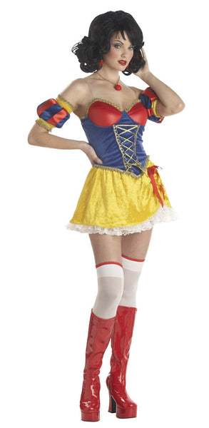 Adult Snow White Sassy Costume