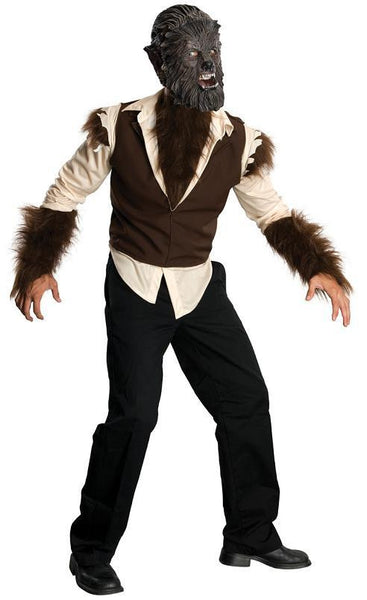 Adult Wolfman Costume