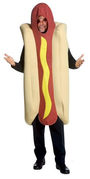 Adult Hot Dog Deluxe Costume