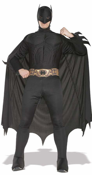 Adult Batman Begins Deluxe Costume