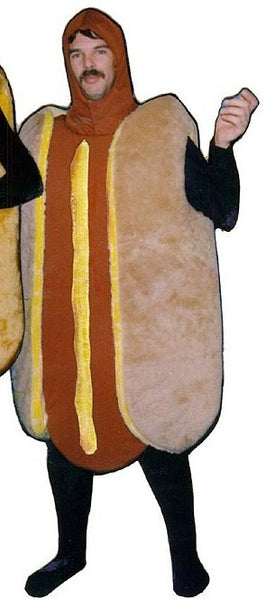 Hot Dog Mascot ML-PP32