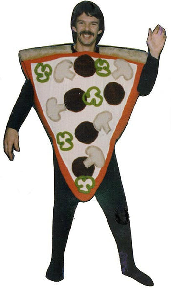 Pizza Slice Mascot