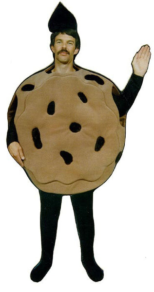 Chocolate Chip Cookie Mascot