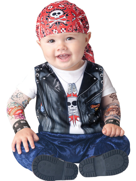 Baby Born to be Wild Costume