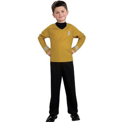 Child Captain Kirk Costume