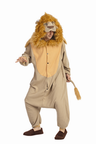 Adult Lee the Lion Costume