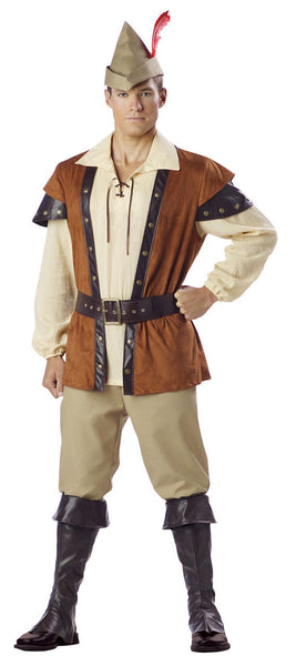 Adult Robin Hood Elite Costume