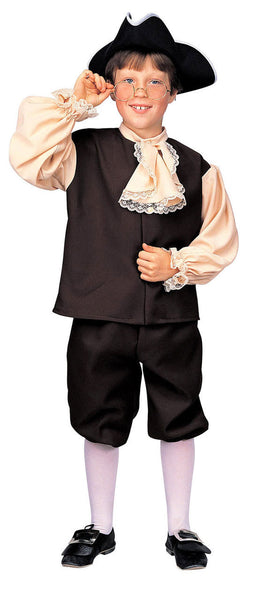 Kids Colonial Boy Costume