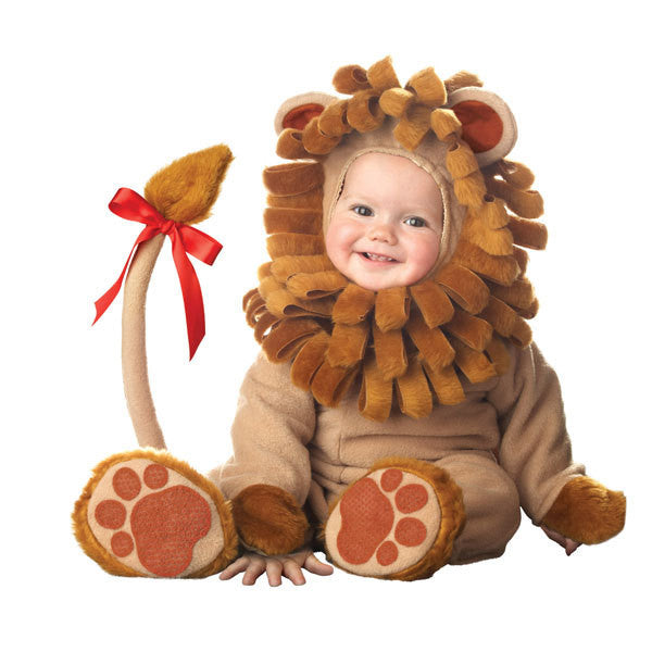 Baby Lil' Lion Costume