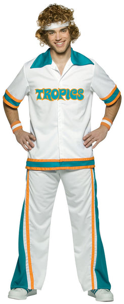 Adult Semi Pro Warm Up Costume