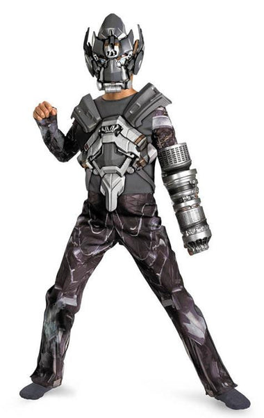 Kids Iron Hide Deluxe Costume