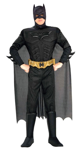 Adult Batman Dark Knight Rises Deluxe Costume