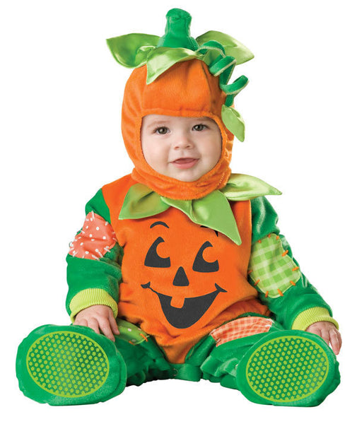 Pumpkin Patch Baby Costume