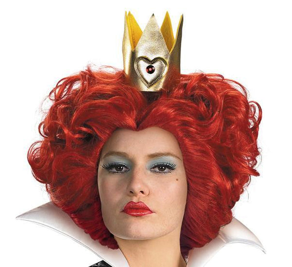 Adult Red Queen Wig