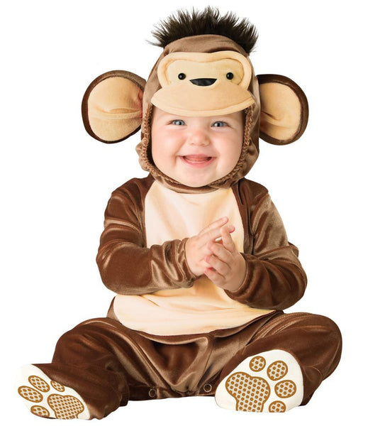 Mischievous Monkey Baby Costume