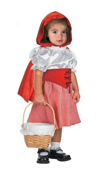 Baby Little Red Riding Hood Costume