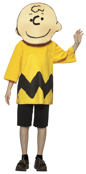 Kids Peanuts Charlie Brown Costume