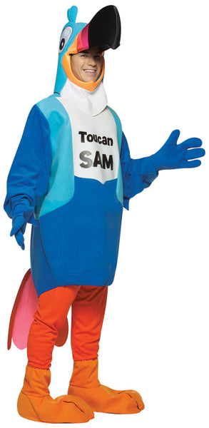 Adult Toucan Sam Costume