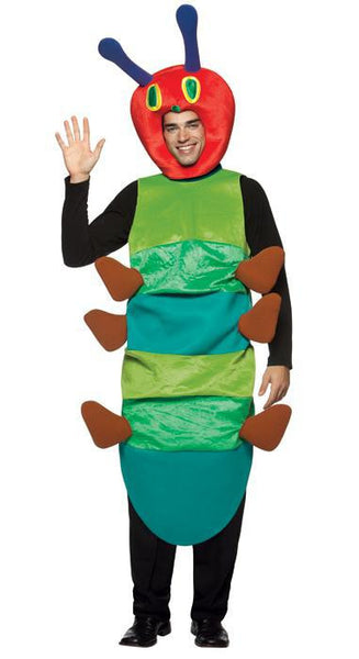 Adult Eric Carle Caterpillar Costume