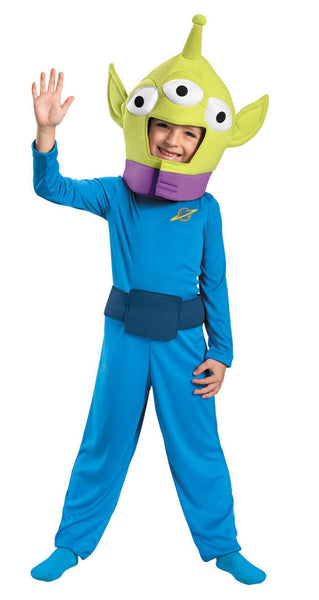 Kids Toy Story Alien Costume