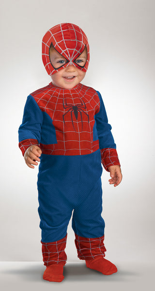 Baby Spiderman Costume DI-6682
