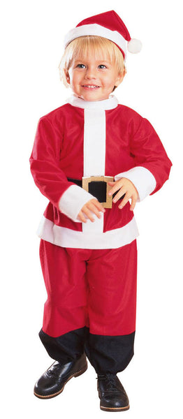 Kids Little Santa Costume