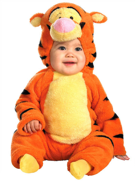 Baby Tigger Costume - Deluxe Two-Sided Plush
