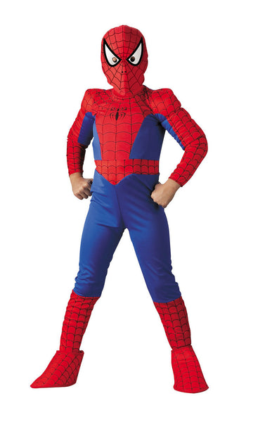 Kids Spiderman Deluxe Costume