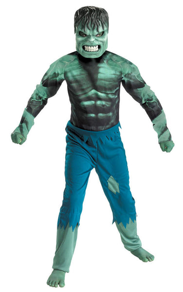 Kids Incredible Hulk Costume