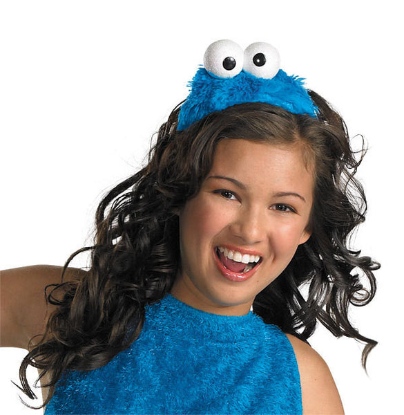 Teen Cookie Monster Headband