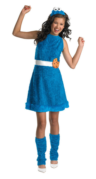 Tween Cookie Monster Costume