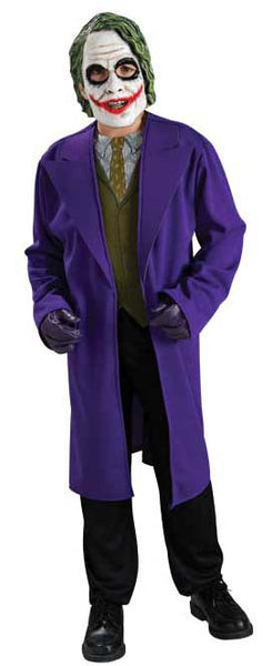 Kids Batman Dark Knight The Joker Costume