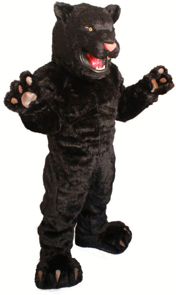 Black Panther Mascot CC-333